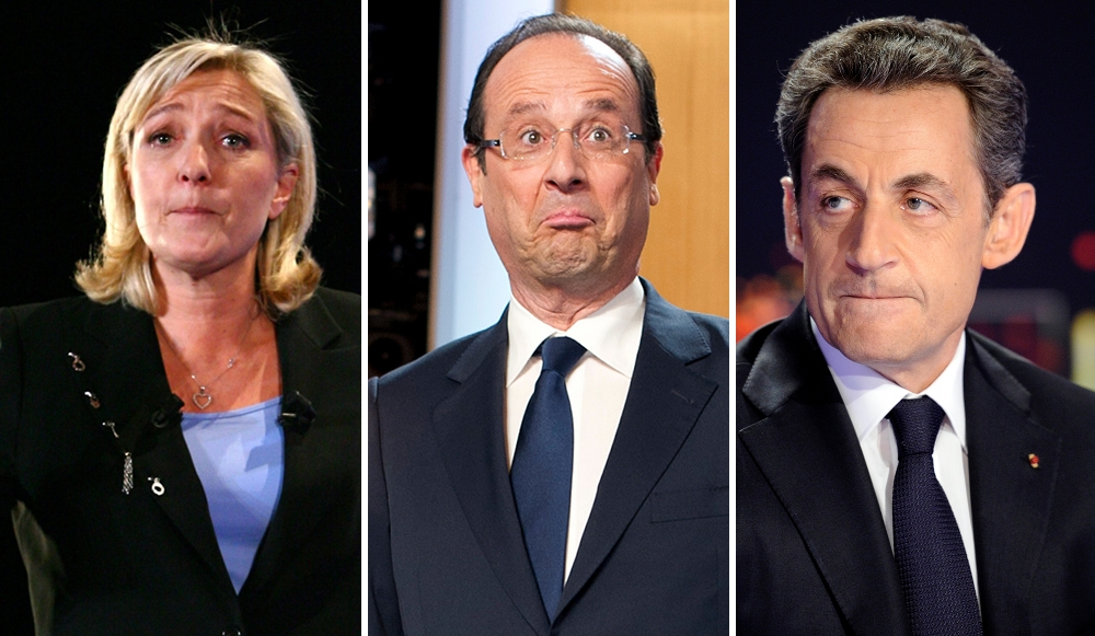 Qui sera prémier Ministre: Marine Le Pen Ou Nicolas Sarkozy