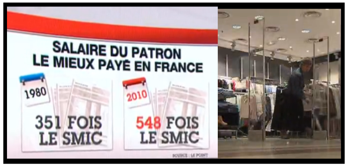 salaire France