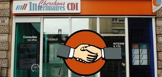 interimaire CDI