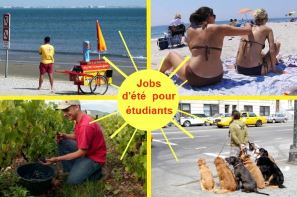 job d'été