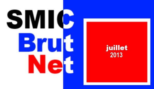 le smic horaire synth 232 se juillet 2013 smic horaire fr