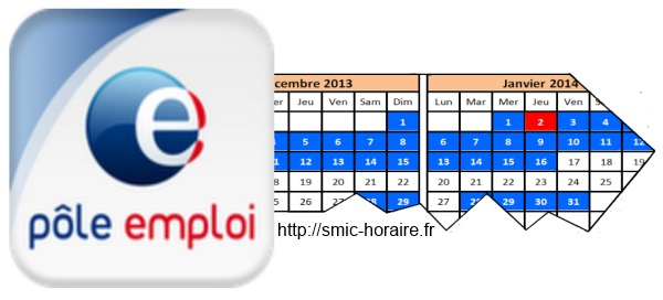 calendrier actualisation assedic 2014
