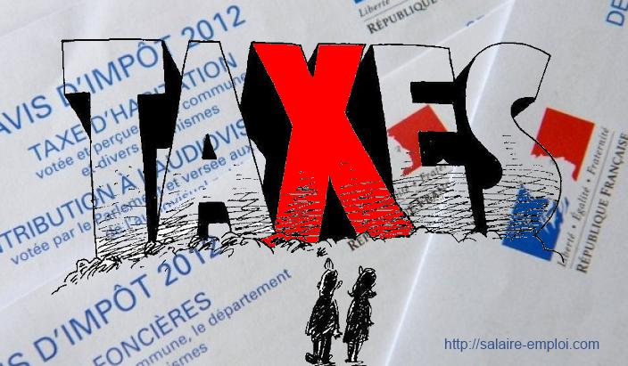 exonerée d'impôts