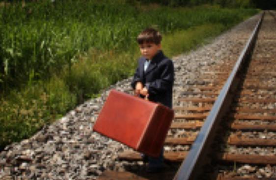 fugue d'un enfant