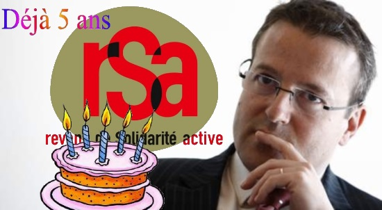 RSA 5em anniversaire