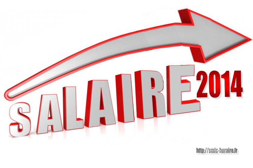 salaire 2014