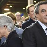 penelope et francois fillon le 29 janvier 2017