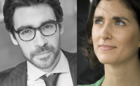 Marie et Charles Fillon