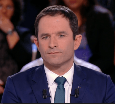 benoit hamon election 2017