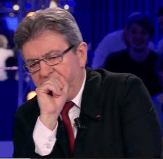 Melanchon élection 2017