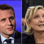 macron le pen élection 2017