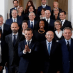 ministres macron